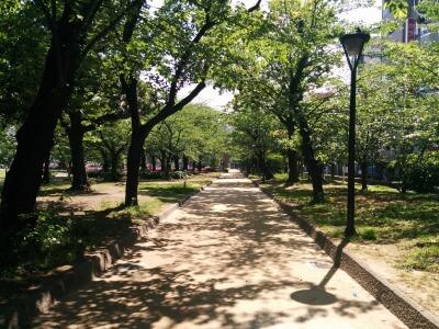 錦糸公園ランニングコースコース1