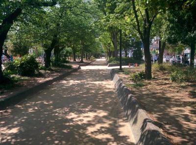 錦糸公園ランニングコース