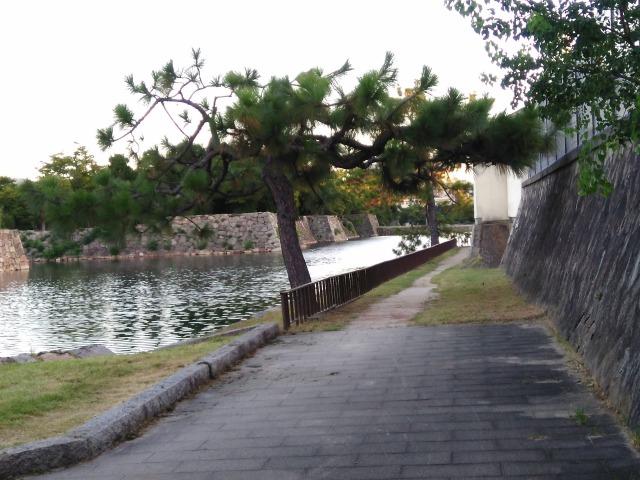 広島城ランニングコース東
